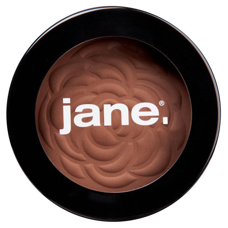 Pin for Later: Affordable Bronzers That Will Make You Glow All Summer Long  Jane Cosmetics Bronzing Powder ($10) is pressed with a pretty floral design, meaning it's cute enough to leave out on your dressing table.