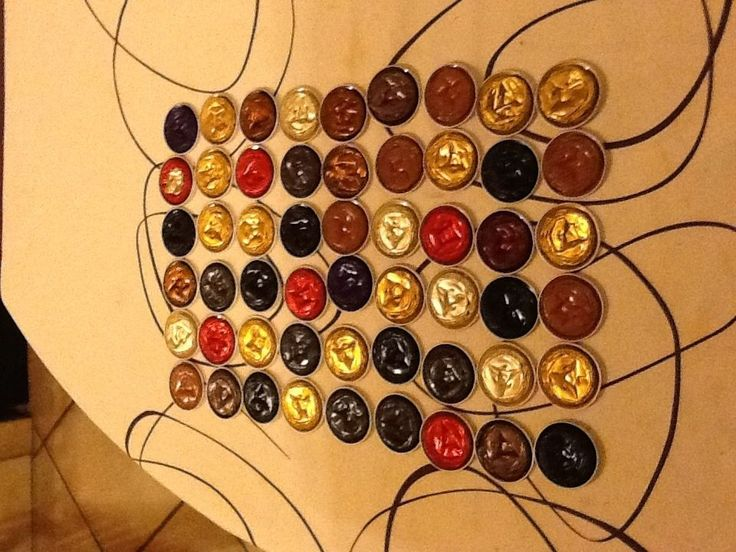 1000 images about activit nespresso on pinterest - Que peut on faire avec des capsules nespresso ...
