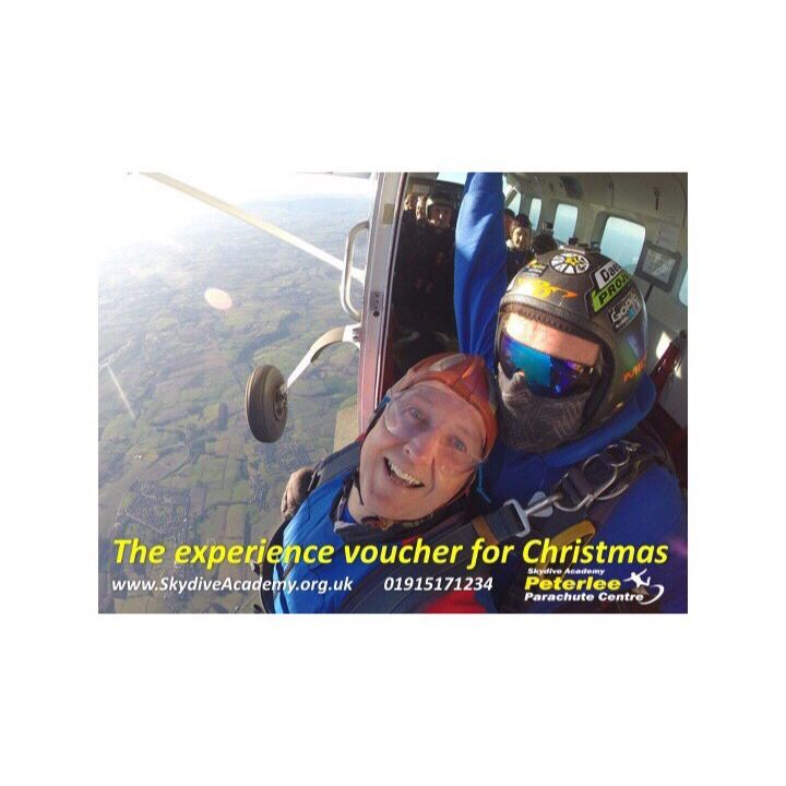 This the Experience Voucher you want to give this Christmas? Images from Skydiving at the Peterlee DZ Fri 25 Nov 16 taken by Richie Bean Smith ♫ Van Halen - Jump Made with Flipagram - https://flipagram.com/f/zoTJtqkUtA
