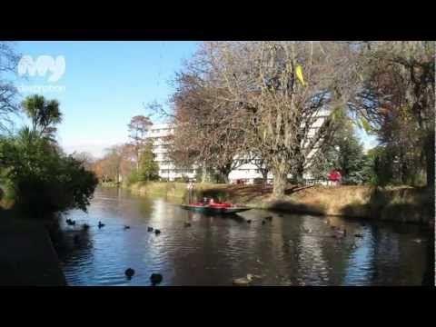 Christchurch Video Guide #NewZealand http://www.mydestination.com/christchurch