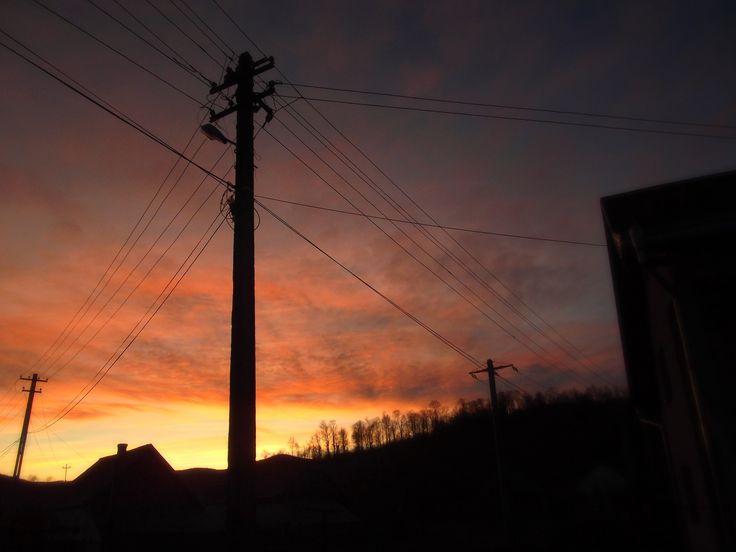 https://flic.kr/p/j9fo5L | Sunset in Bucovina | Paltinoasa  - Jud. Suceava  - Romania