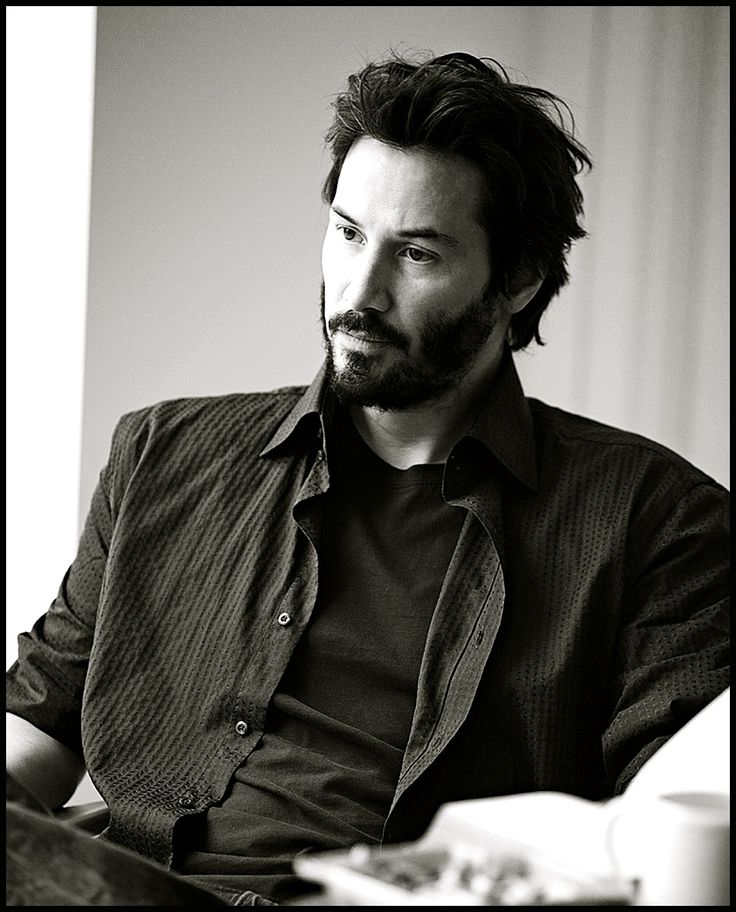 Keanu Reeves - for the rollercoaster of a ride that life  has thrown this man's way & to still have such an amazing career and keep pushing forward in life! You have to take your hatvoff to the man. In my opinion a Living Legend.