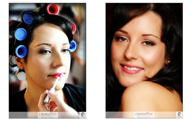 Before and After Bridal portraits. Photography by Crossfire Photography www.crossfirephot... #LancashireWedding Photographers. Please do not crop or remove watermark. © Copyright Crossfire Photography 2013