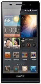Cara Hard Reset Huawei Ascend P6 | instal ponsel