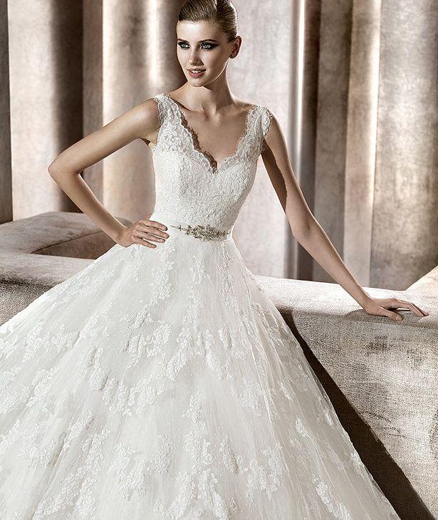 696 besten wedding dress Bilder auf Pinterest   Hochzeitskleider ...
