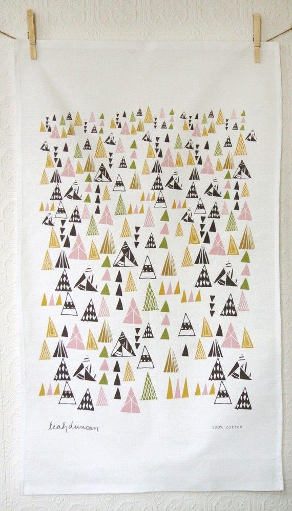 Tea Towel / Leah Duncan