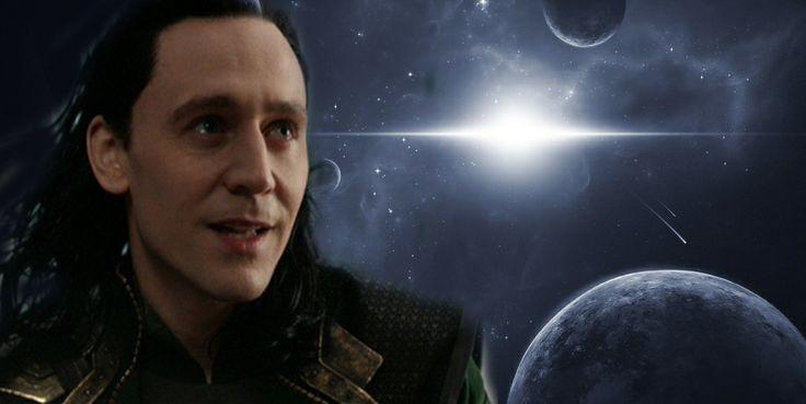 Loki The Dark World | Loki and Thor and The Avengers ...