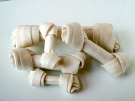 How to Make Rawhide Chews. I will probably never, ever do this but I will pin it and pretend for a while!