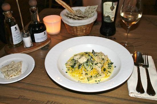 Rossini pasta