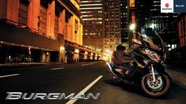 Burgman 650 Executive