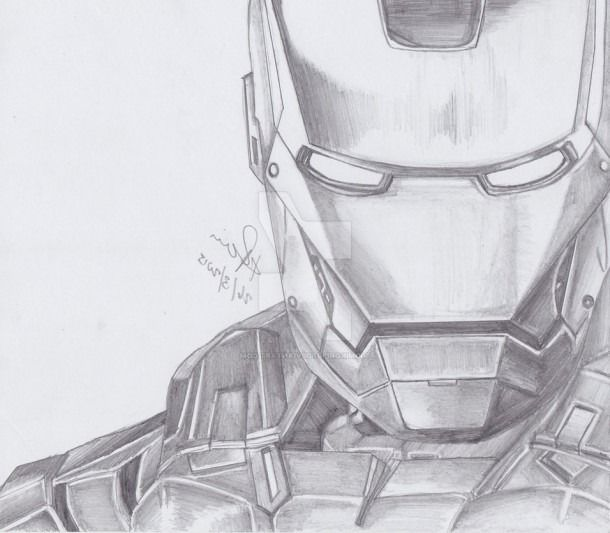 Iron Man Easy Sketch At Paintingvalley Com Iron Man Drawing Iron Man Drawing Easy Man Sketch