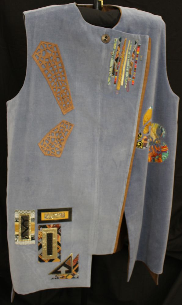 154- Inspired by Klimt, Sandra Farley