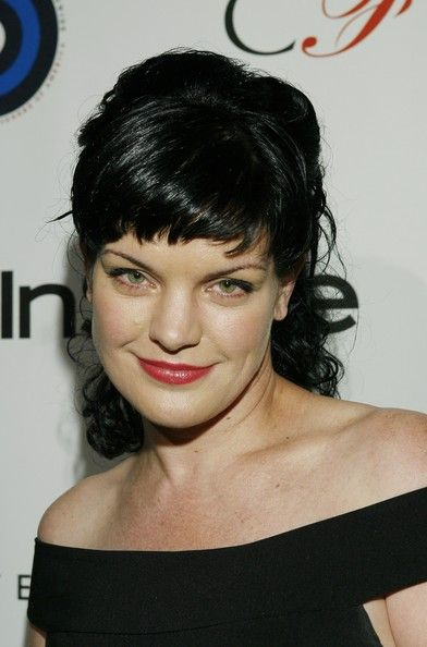 Pauley Perrette. Female actress, natural beauty. Love her as Abbey/Abbs in NCIS, great tv, show, portrait, photo