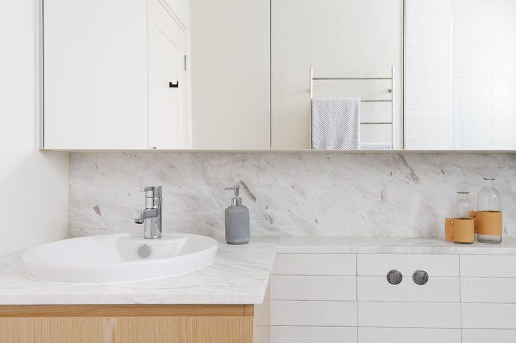 Alexandra Kidd Design  Quirk Street Project  Bathroom