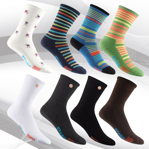Sock of the Month 2-PACK - 2 socks monthly