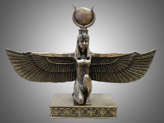 Hathor, goddess of love