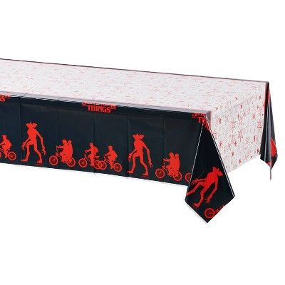 Stranger Things Table cover