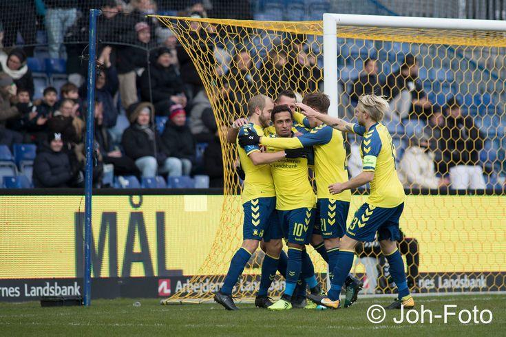 Brøndby udraderede FC Helsingør med 6-1