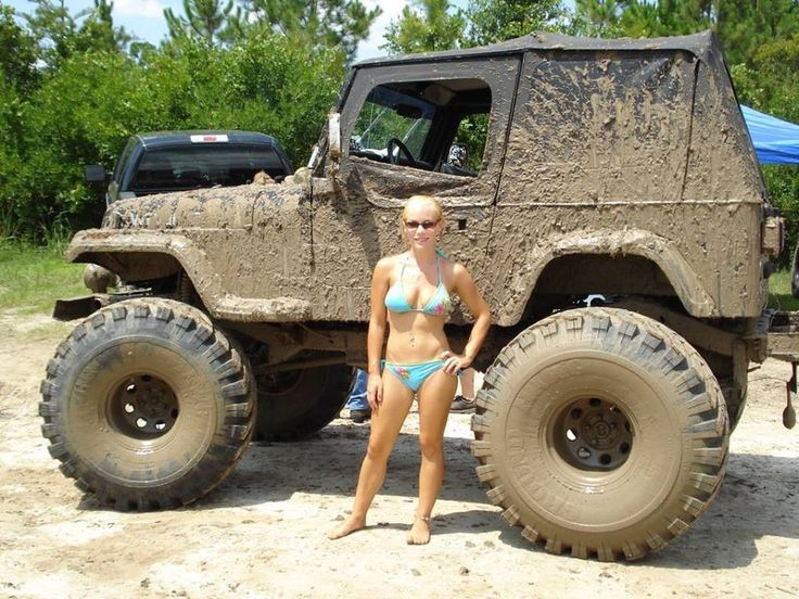 Look At Those Huge Tires Jeeps Pinterest Jeeps