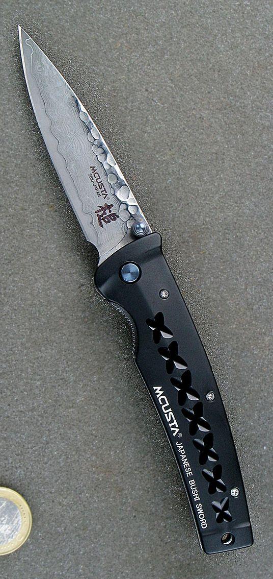 MCUSTA Tsuchi Blade