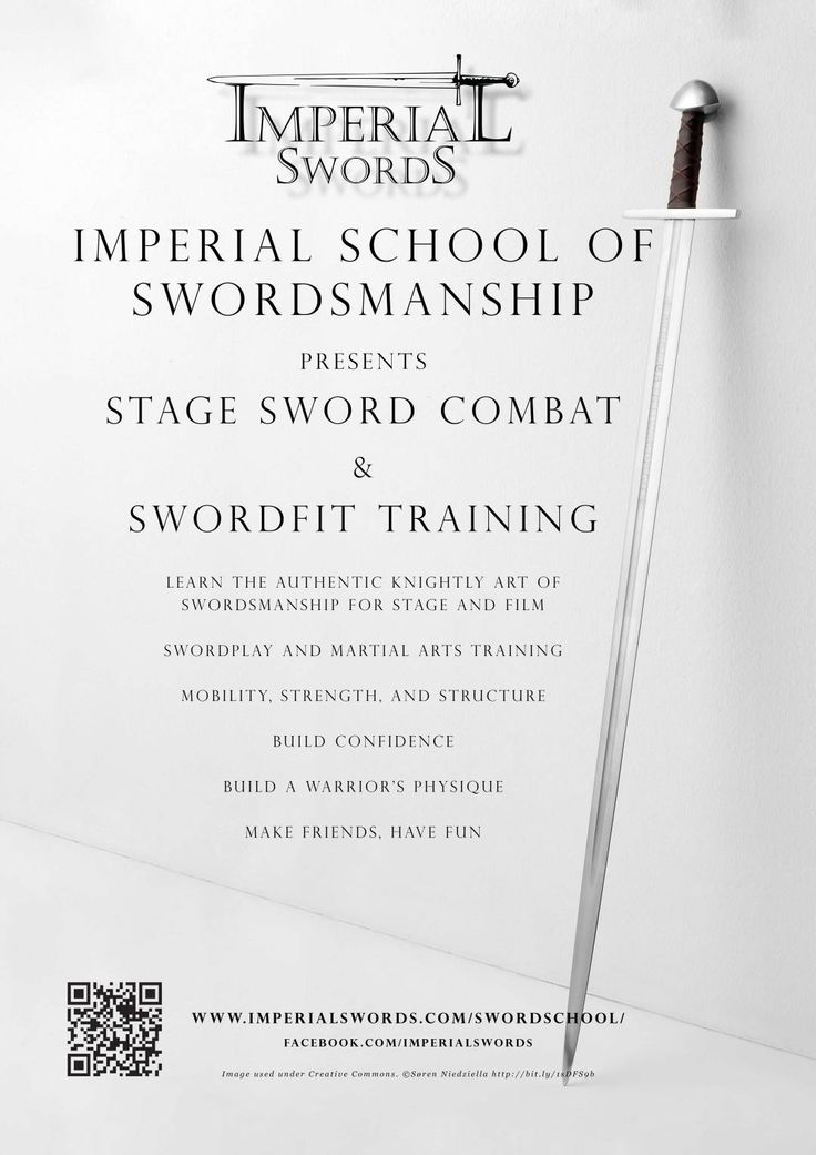 Are you ready for Combat… Stage Combat!