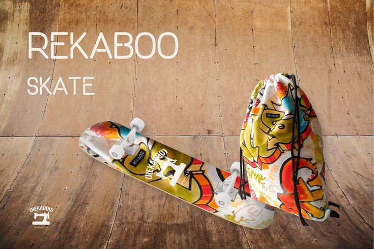Graffiti style by Rekaboo bag.