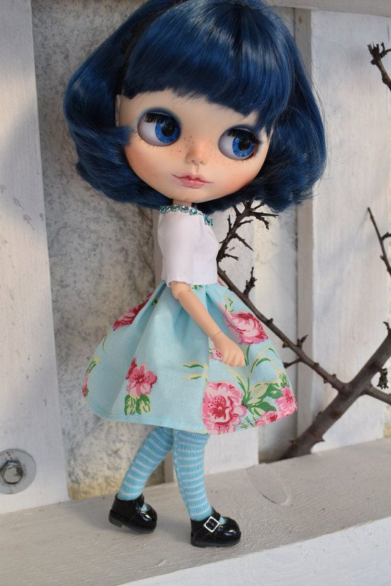 Blythe Blythe dressfits a pullip krásné šaty