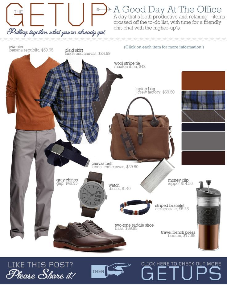 The Getup: A Good Day At The Office   Primer