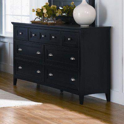 Magnussen South Hampton 7 Drawer Double Dresser & Reviews   Wayfair