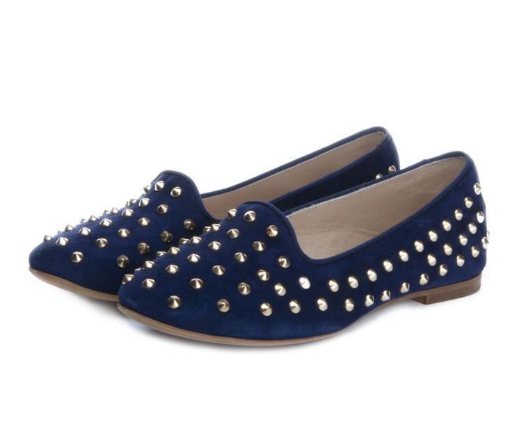 Женские замшевые туфли-лодочки Francesco V. с шипами! 1 300 грн