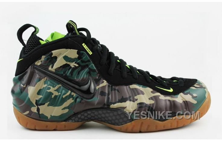 """http://www.yesnike.com/big-discount-66-off-nike-air-foamposite-pro-prm-le-army-camo-forest-black.html BIG DISCOUNT ! 66% OFF! NIKE AIR FOAMPOSITE PRO PRM LE """"ARMY CAMO"""" FOREST/BLACK Only $107.00 , Free Shipping!"""