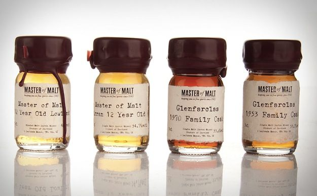 Whiskey Advent Calendar Counts Down To Christmas With A Daily Shot - PSFK
