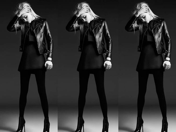 Schön Sky Ferreira Models Saint Laurentu0027s Pre Fall 2013 Collection By Hedi Slimane
