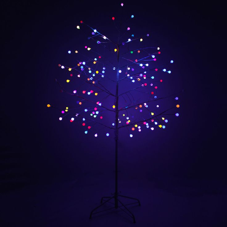 12 Best Led Globe Christmas Trees Images On Pinterest