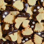 Tradičné domáce Linecké koláčiky