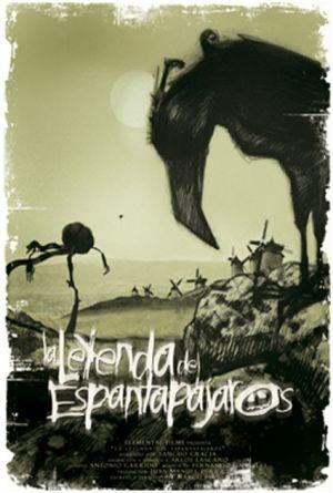 The Legend of the Scarecrow / Bostan Korkuluğu Efsanesi / La leyenda del espantapájaros (2005)
