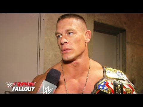 John Cena Talks Dean Ambrose, Neville Comments On RAW Debut, Why Bray Wyatt Missed RAW, More - WrestlingInc.com   http://www.wrestlinginc.com/wi/news/2015/0331/592010/john-cena-talks-dean-ambrose/