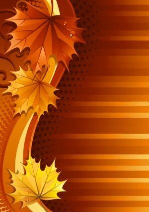 fondo otoño