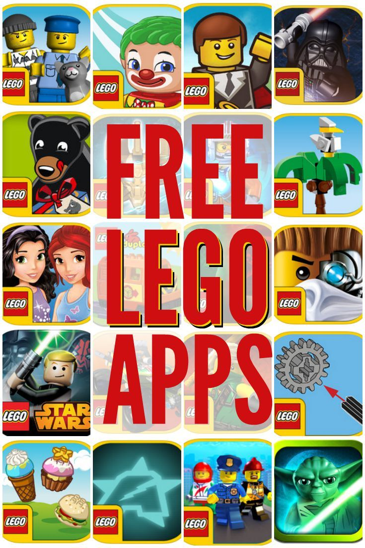 Everything is awesome when you have a list of 39 FREE LEGO Apps! This list is up-to-date with free LEGO iPhone Apps and free LEGO Android Apps.