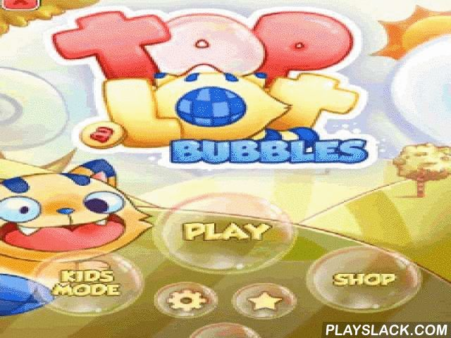 Tap A Lot  Android Game - playslack.com , Do you like popping soap globules? Then the use Tap a lot: Bubles will give you such a possibility, but you will have to think an atomic. One of the work is to burst globules of the same material; for that you will get coinages to purchase brand-new levels and rewards. The game is free but it has a shop in it where you will be able to purchase betters for actual cash. The game is uncomplicated and spontaneous, and at the same time is very relaxing…
