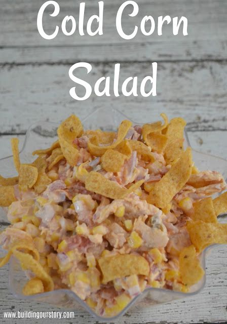 778 best summer images on pinterest camping ideas for Easy cold side dishes for christmas