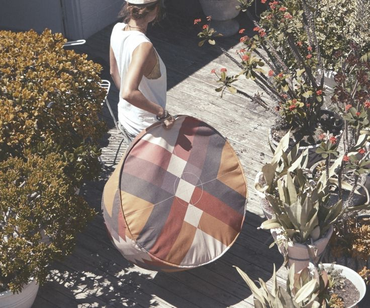 Pony Rider — MEXICAN MISFIT FOOT POUF