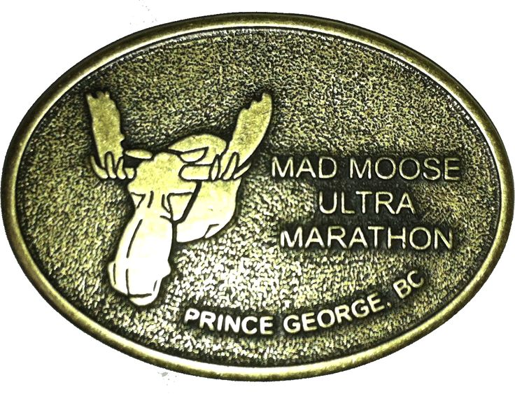 Mad Moose Marathon - Prince George BC