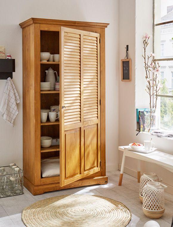 Kleiderschrank Massivholz Kleiderschrank Massivholz Bauernhaus Wohnzimmer Haus Deko