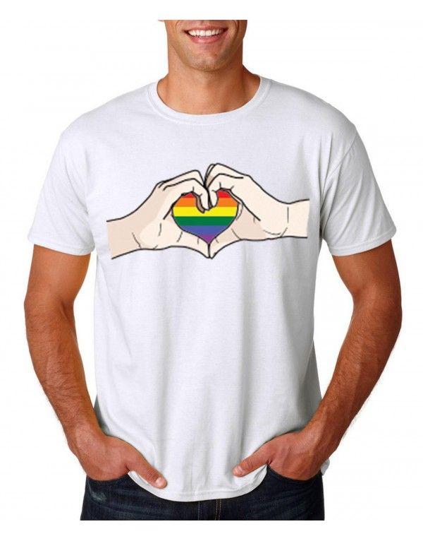 Gay Pride Tshirt (PRTS4)