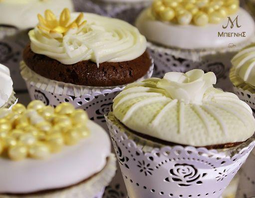 Μοναδικά ατομικά γλυκίσματα με πολλή φαντασία, και φθινοπωρινά χρώματα για μια ονειρεμένη δεξίωση γάμου με την υπογραφή Μπεγνής!