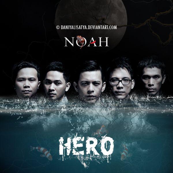 NOAH - HERO (Water) by daniyalisatya.deviantart.com on @DeviantArt