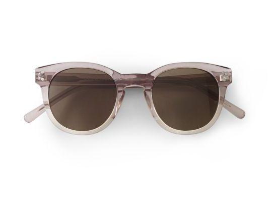 LA Days: Club Monaco Selima Violet sunglasses / Garance Doré