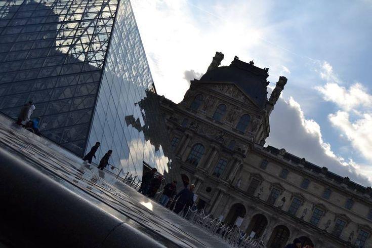 Paris - Louvre   #CopyrightMariaRitaSirlo