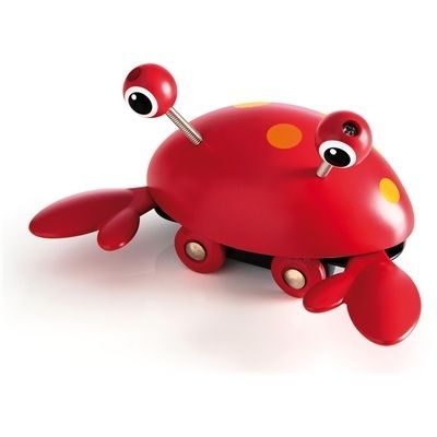 Brio Push Along Crab.  ECA LISTING BY Made In The UK, Bexhill On Sea, United Kingdom